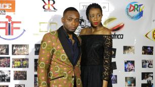 Afouz & Leslie Nzuzi
